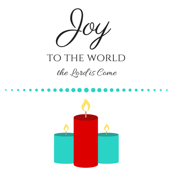 Joy to the World Free Christmas Printable