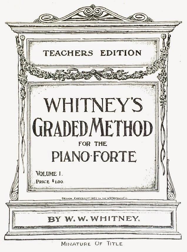 antique music book free printable