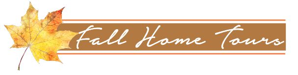 Fall Home Tours Button