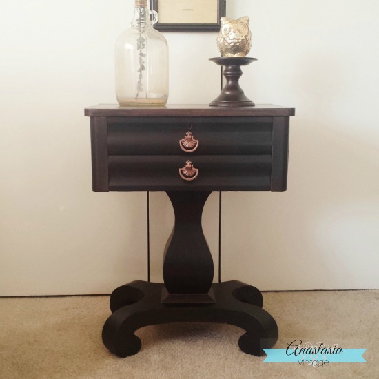 Elegant Empire Table Makeove
