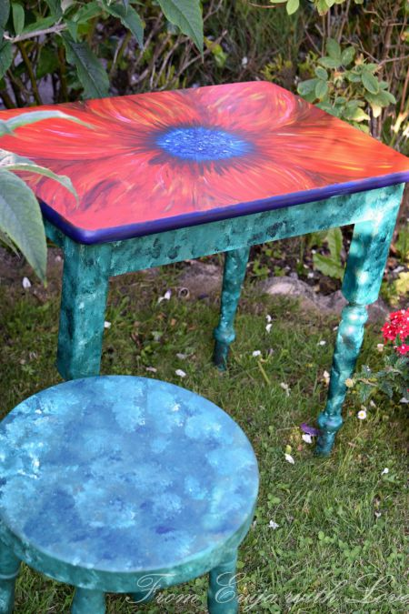 July Winner & My Favorite Picks {The Fab Furniture Flippin' Contest}