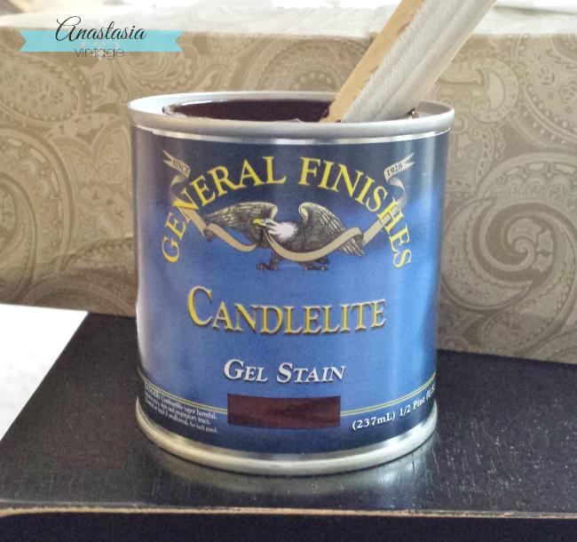 General Finishes Gel Stain Candelite tips tricks