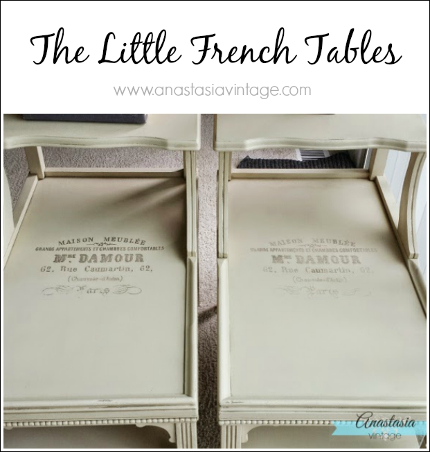 The Little French Tables