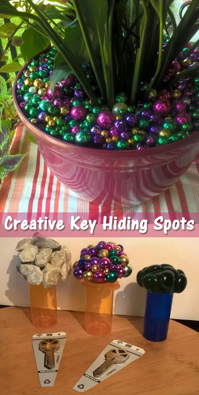 Key Hiding Spot