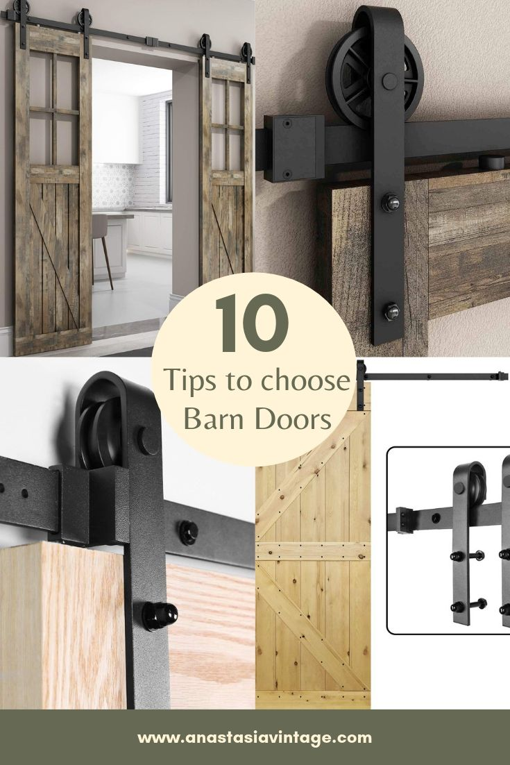 Slide Barn Door